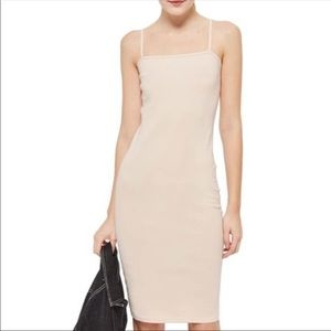 NWT Topshop Bodycon Spaghetti Strap Cami Dress